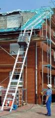 Dachdeckerbauaufzug mieten leihen