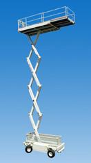 Elektro Scherenarbeitsbühne 15,5 m mieten leihen