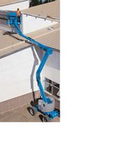 Gelenkteleskoparbeitsbühne 16m selbstfahrend mieten leihen