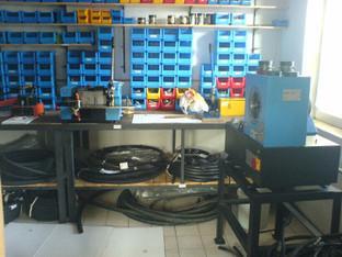 Hydraulikschlauch Sofortservice bis 4 Zoll nach Muster mieten leihen