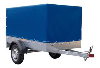PKW-Anhänger, 750 kg Gesamtgewicht mieten leihen