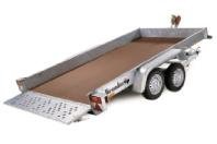 PKW-Anhänger 2500 kg/2700 kg mieten leihen