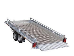 PKW-Anhänger 3400 kg/3500 kg mieten leihen