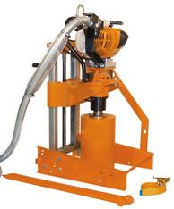 Kanalkernbohrgerät bis 300 mm mit 2-Takt-Motor mieten leihen